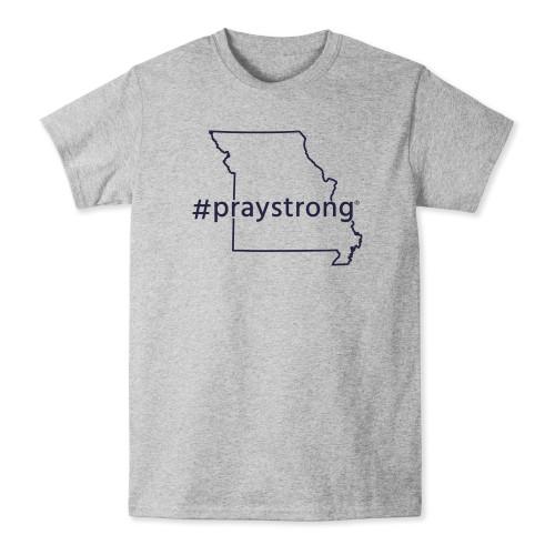 Missouri #PrayStrong T-shirt