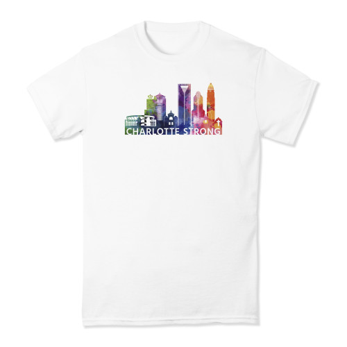 Charlotte Strong Watercolor T-shirt