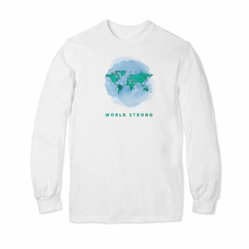 World Strong Long Sleeve T-shirt