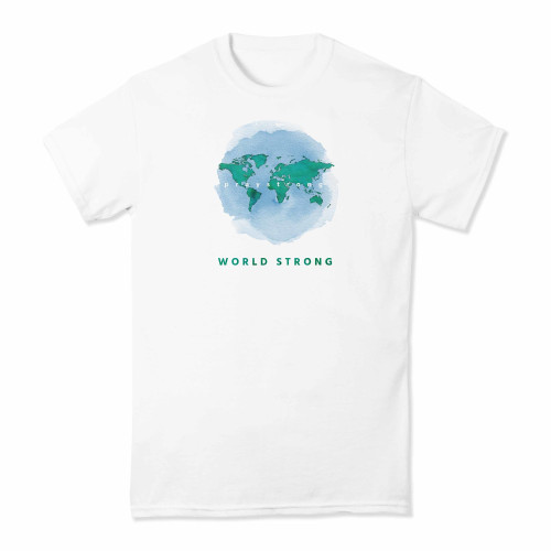 World Strong T-shirt