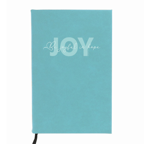 Personalized PrayStrong Joy Word Overly Journal