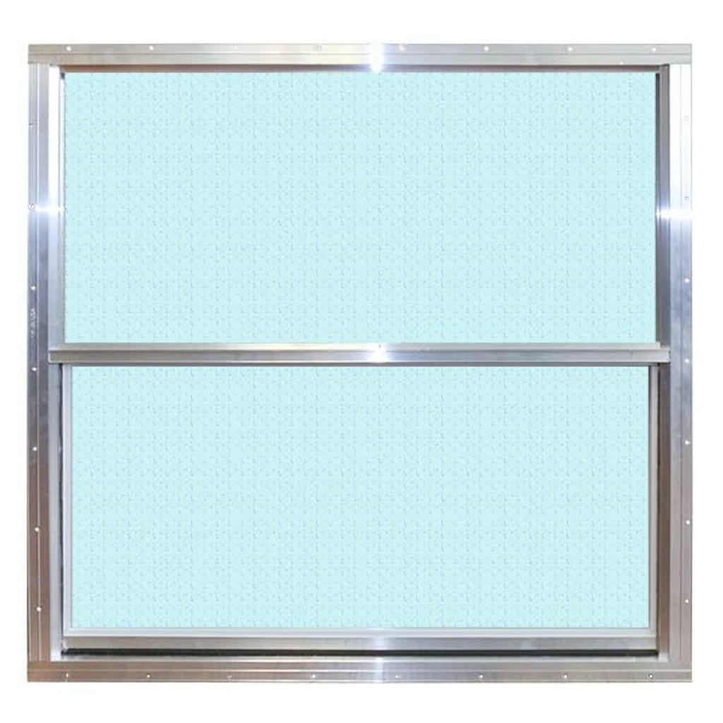 Pocahontas 14 x 40 Aluminum Vertical Window