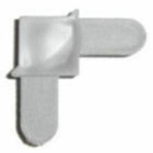 Grey Plastic Screen Corners (20 Pack)