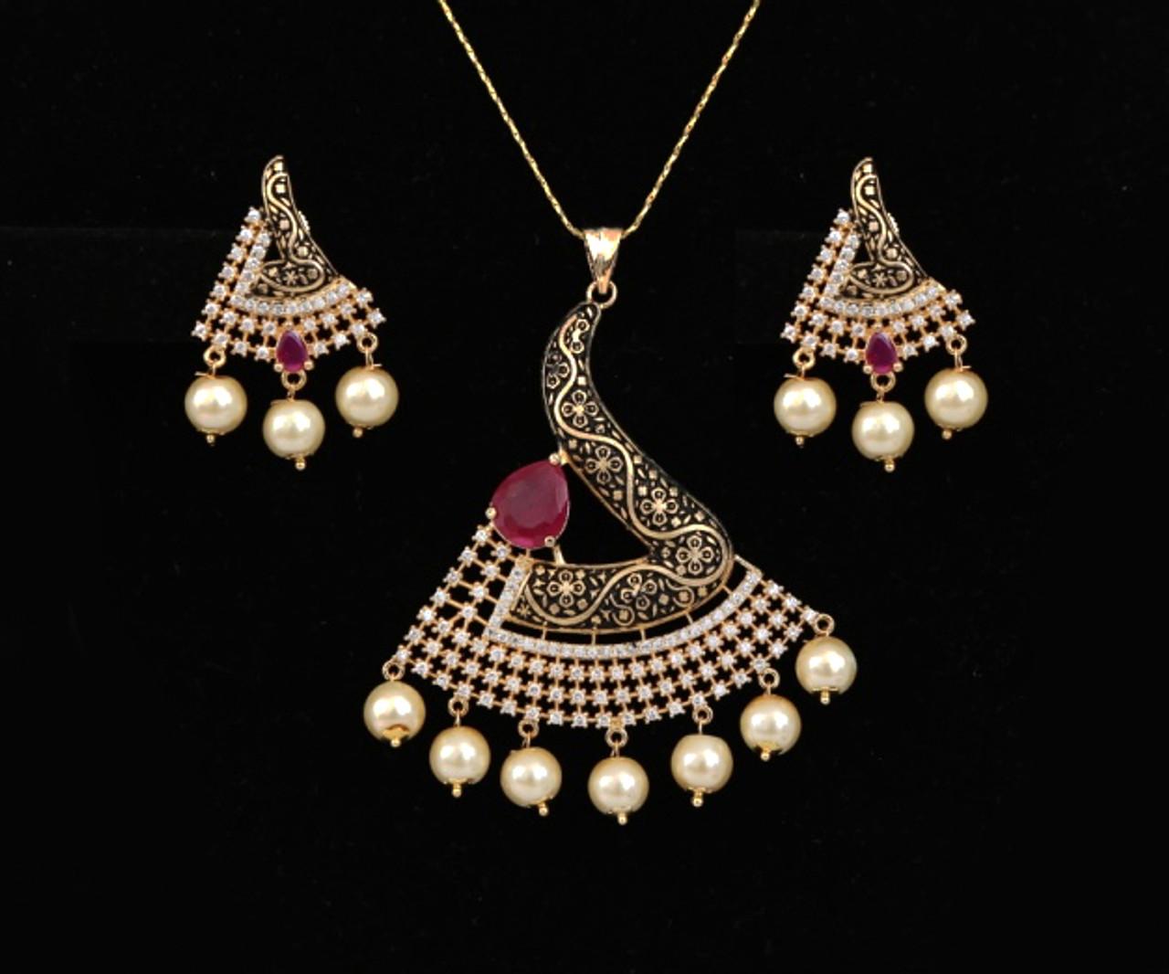 81fad65ebbba2 Pearl pendant india