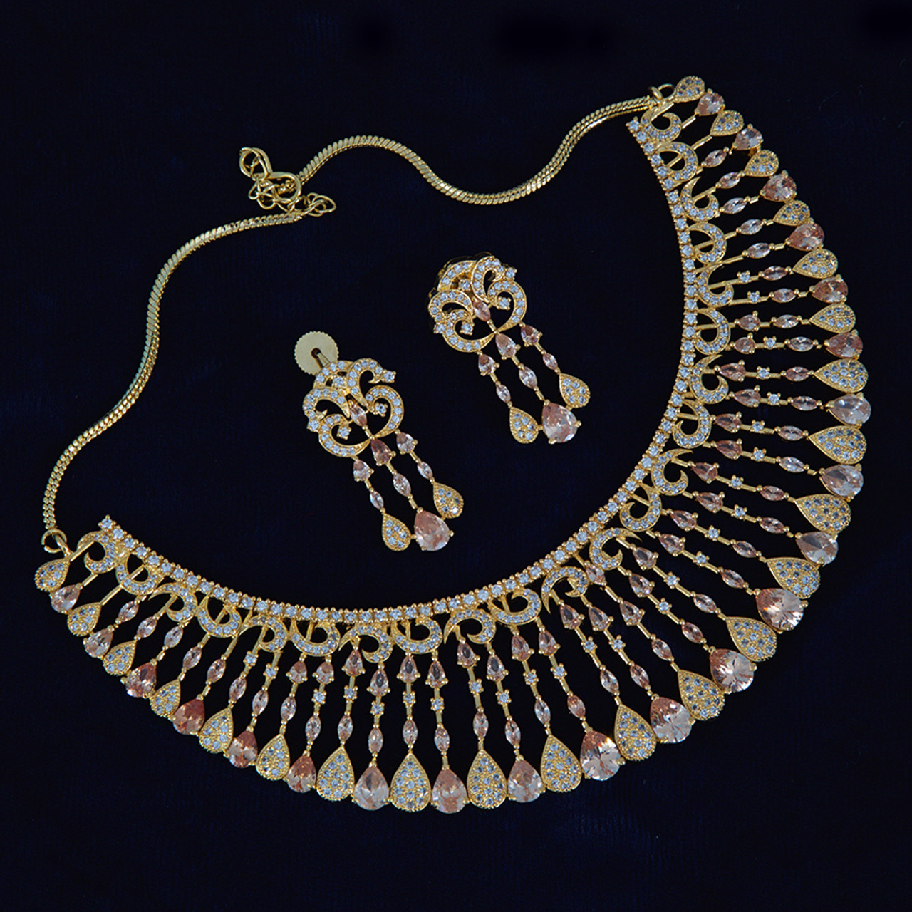 Indian Bollywood Style Ad Wedding Bridal Ad Fashion Jewelry