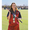 3-time Olympian Gold Medalist Leah O'Brien-Amico