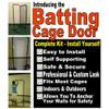 Batting Cage Door Instructions