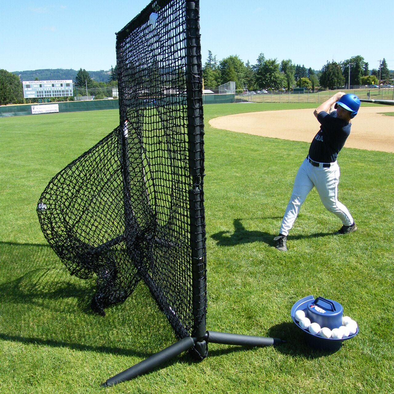 best baseball soft toss machine