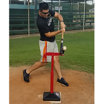 Advanced Skills Hitting Tee at Contact
