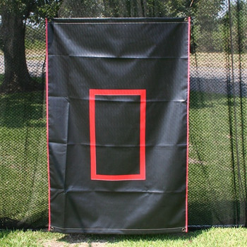 Batting Cage Backdrop 4x6 Canvas