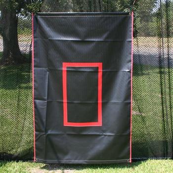 Batting Cage Backdrop 4x6 Canvas