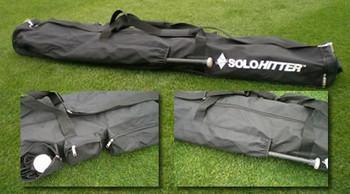 SoloHitter Deluxe Bag w/wheels