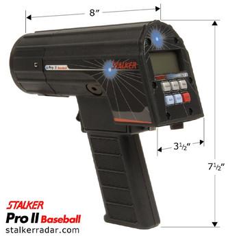 Stalker Pro II Radar Gun