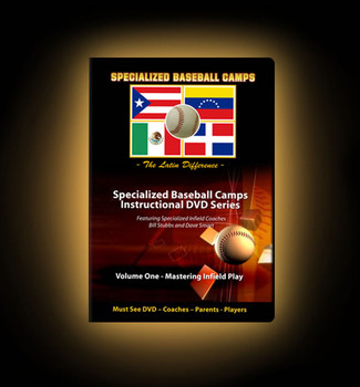 Mastering Infield Play DVD
