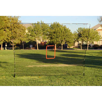 Big Play 7' x 8' Hitting & Pitching Sports Net Setup