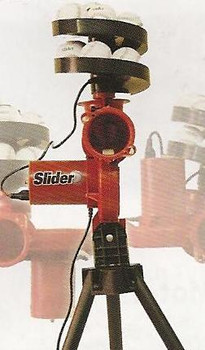 Heater Slider Variable Speed Lite-Baseball Pitching Machine