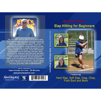 Fastpitch Slap Hitting for Beginners DVD