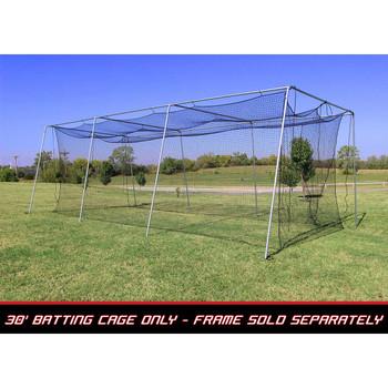 30x12x10 #24 Batting Cage Net - Cimarron