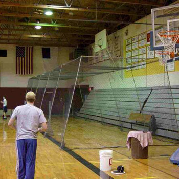 Batting Cage Net Indoors
