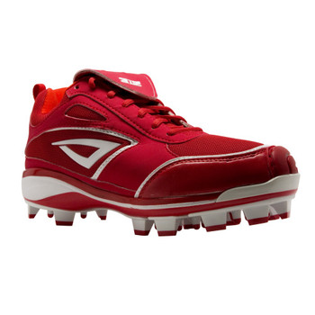 Rally TPU Fastpitch Softball Cleats with Pitching Toe by 3N2