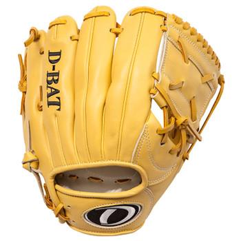 D-Bat Infielder's Glove G124 Back