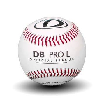 DBat PRO L Official League Baseballs - Dozen