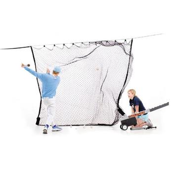 Zip Net Indoor Hitting Net