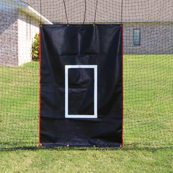 Batting Cage Backstop 4x6 Heavy Duty Vinyl