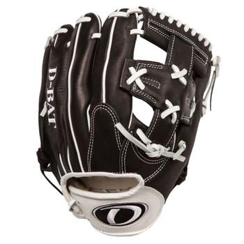 D-Bat Infielder's Glove G106 BAck