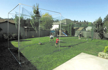 Free Standing Sports Cage