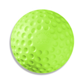 "Sting-Free® 12"" Dimpled Softballs: Game-Ball™ Yellow"