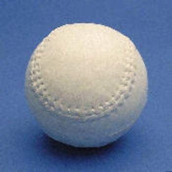 Sting-Free® Realistic-Seam Baseballs: White