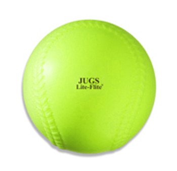 "Lite-Flite® 12"" Softballs: Game-Ball™ Yellow"