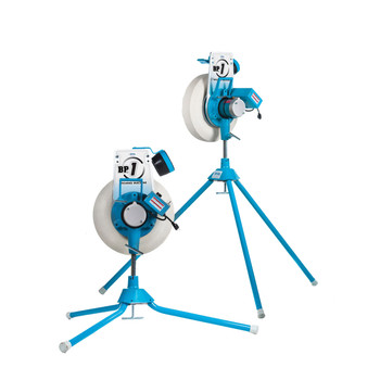 JUGS BP®1 Combo Pitching Machines Setup for Baseball and Softball