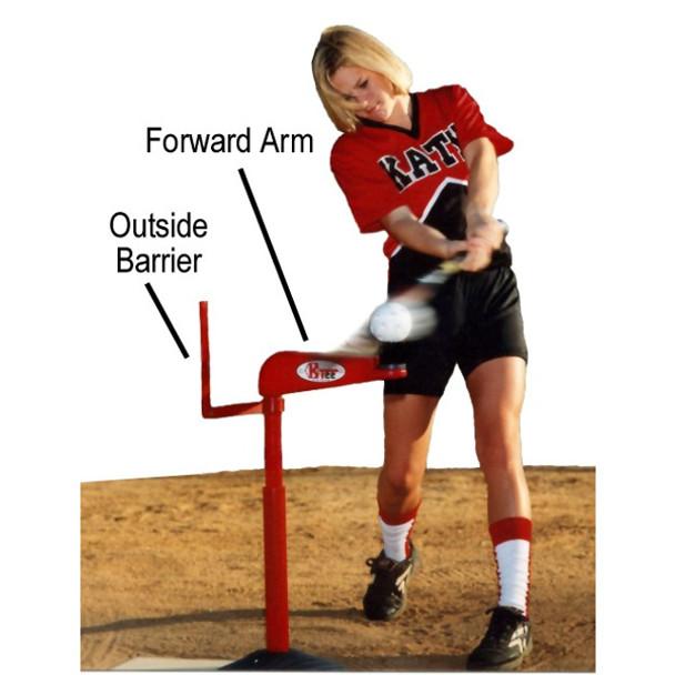 Advanced Skills Hitting Tee Arms