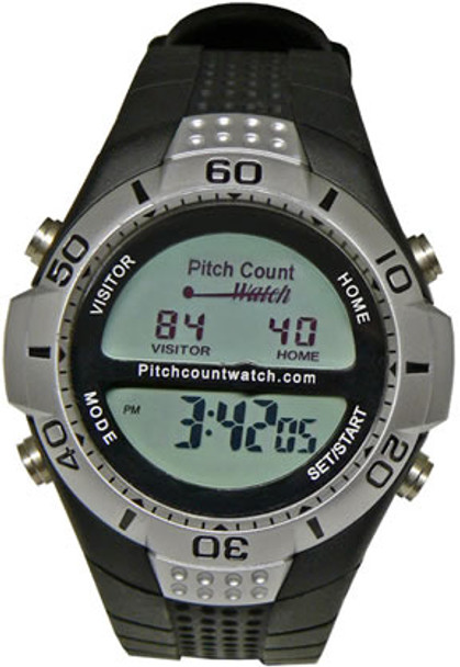 The Pitch Count Watch