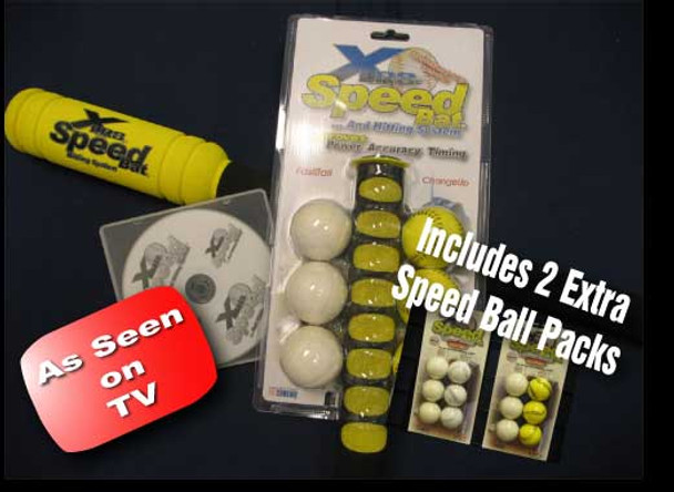 XLR8 Speed Bat Hitting System