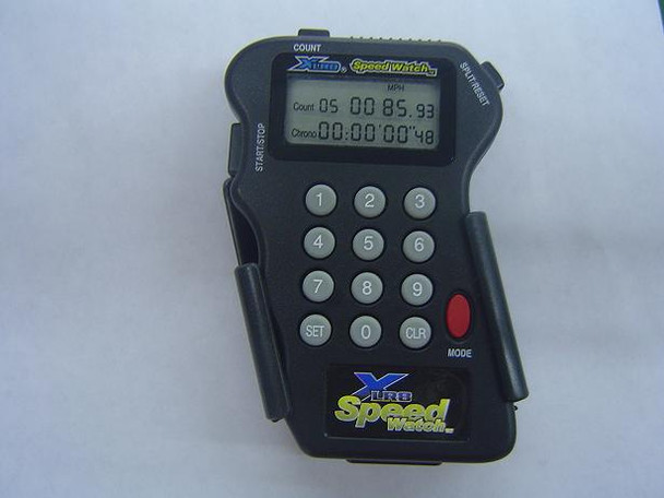 XLR8 Baseball Speed Watch