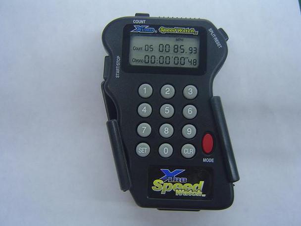 XLR8 Baseball Speed Watch