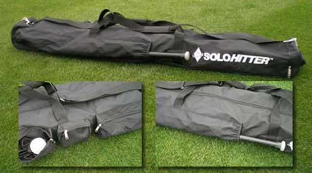 SoloHitter Deluxe Bag w/wheels