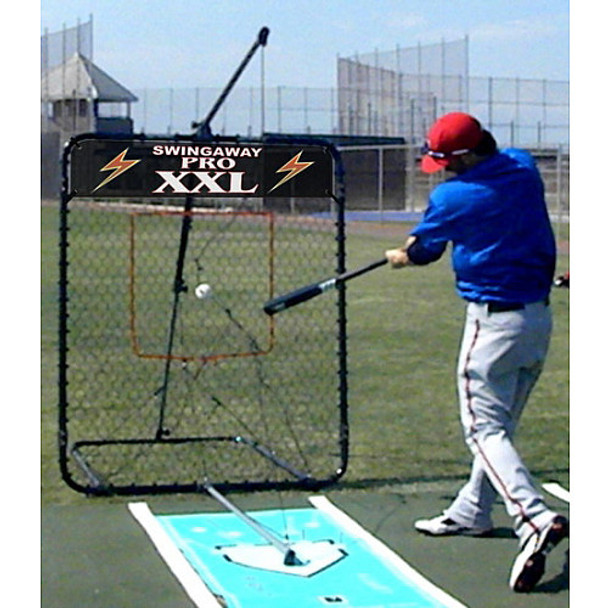 SwingAway Pro XXL Hitting System Front