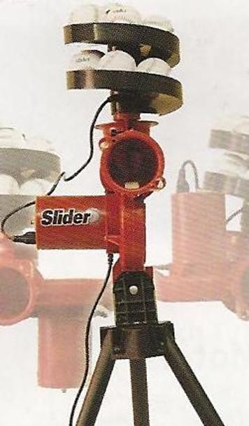 Heater Slider Variable Speed Lite-Baseball Pitching Machine