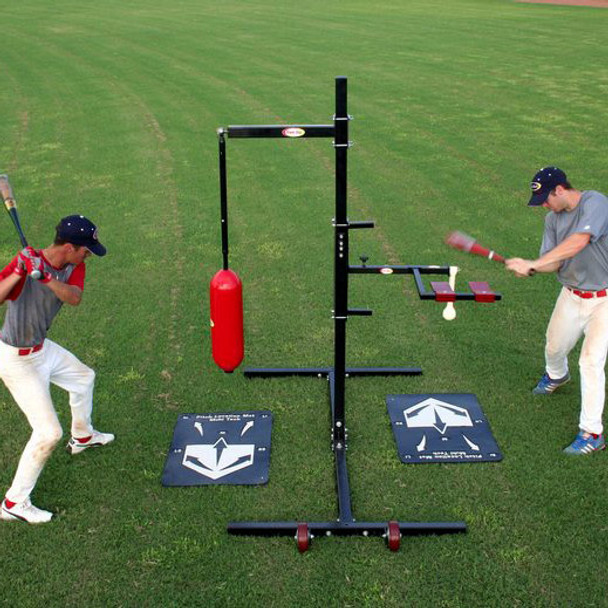 Institutional Power Zone Hitting Station