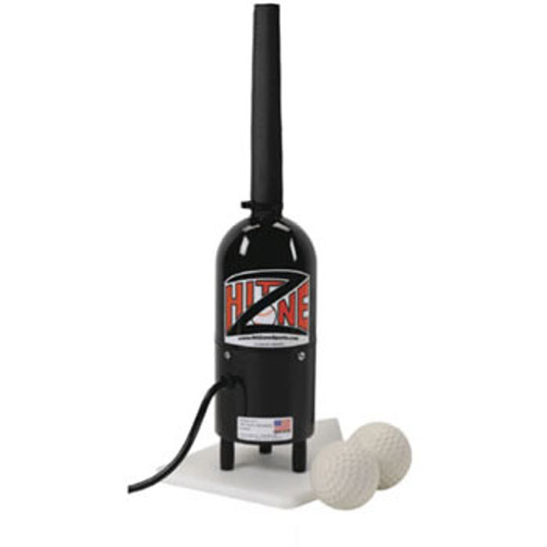 Hit Zone Air Powered Batting Tee