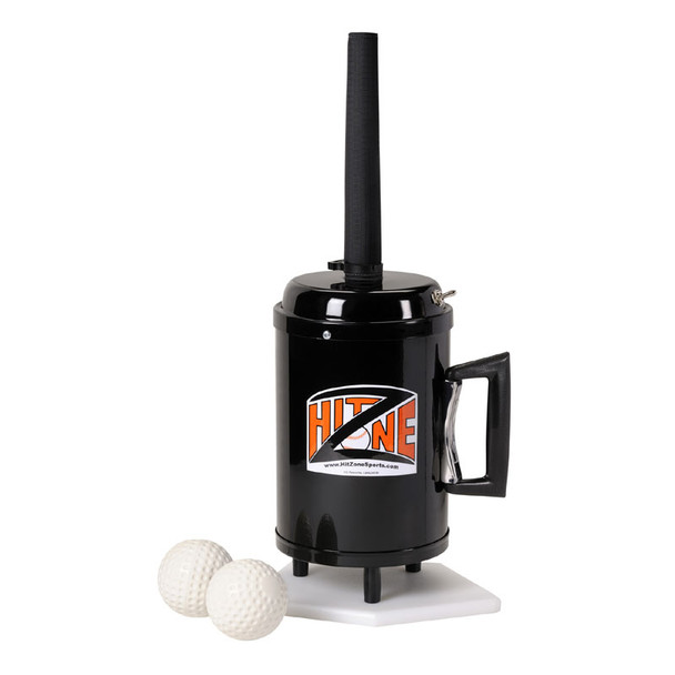 Hit Zone Deluxe Air Powered Batting Tee