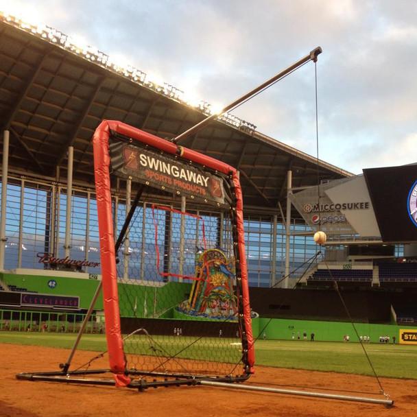 SwingAway Pro Stadium Edition XXL Hitting System