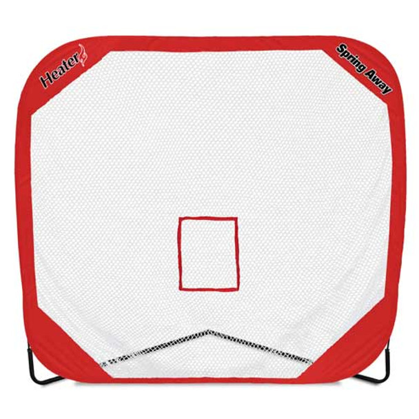 Spring Away Pro 7' x 7' Pop-Up Hitting Net