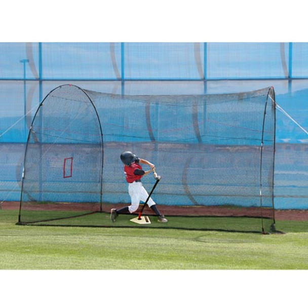 12 Ft. Mini & Lite Ball Home Batting Cage