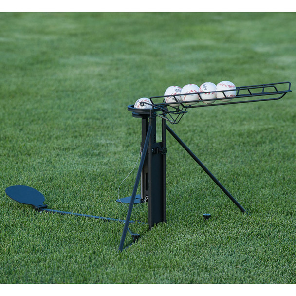 Ultimate Hitting Machine Trainer in grass