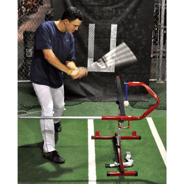 Pro Power Drive Fold-n-Go Swing Trainer Tee
